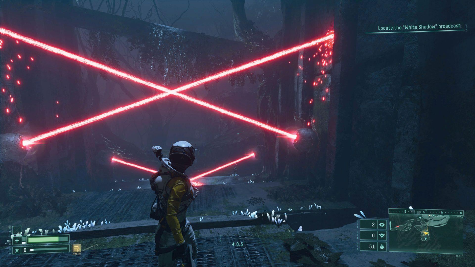 Laserske zamke nije uopće teško proći kako vam se čini isprva