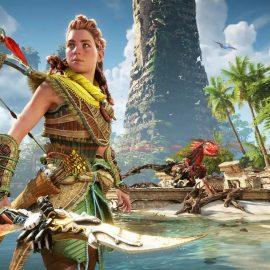 Pogledajte izvrstan gameplay video Horizon Forbidden West