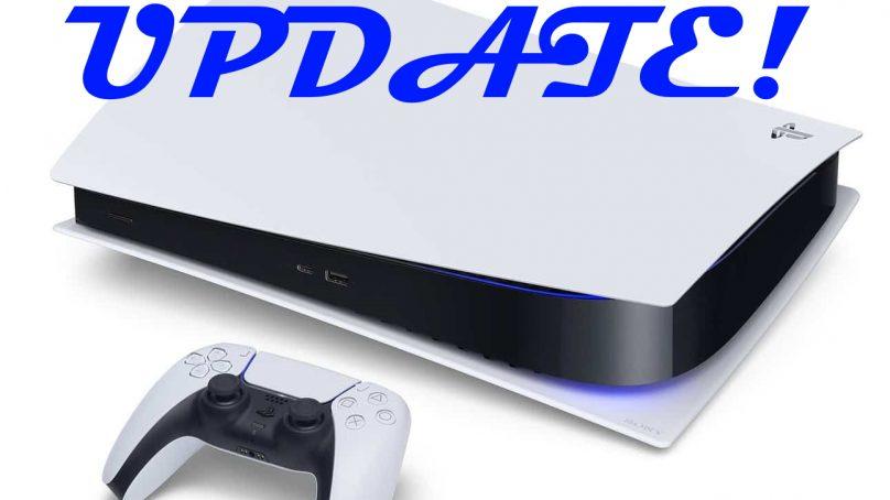 Ažurirajte firmware PS5 kako bi vam konzola i kontroler radili znatno bolje