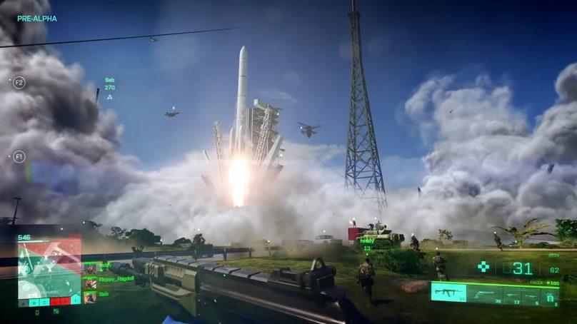 VIDEO: Konačno prikazan Battlefield 2042 gameplay