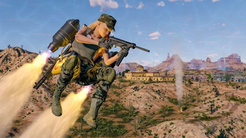 Brutalni batle royale shooter besplatan za Switch
