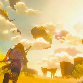 VIDEO: The Legend of Zelda: Breath of the Wild 2 izgleda predivno