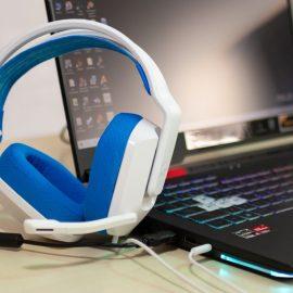 Gaming slušalice Logitech G335 – širenje Color kolekcije