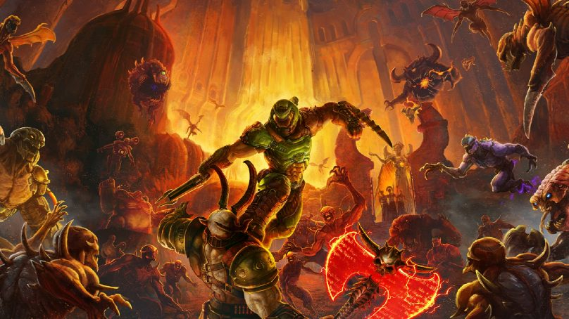 Doom Eternal dobio nadogradnju za next-gen