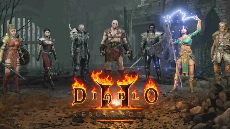 Diablo 2: Resurrected Beta traje cijeli vikend