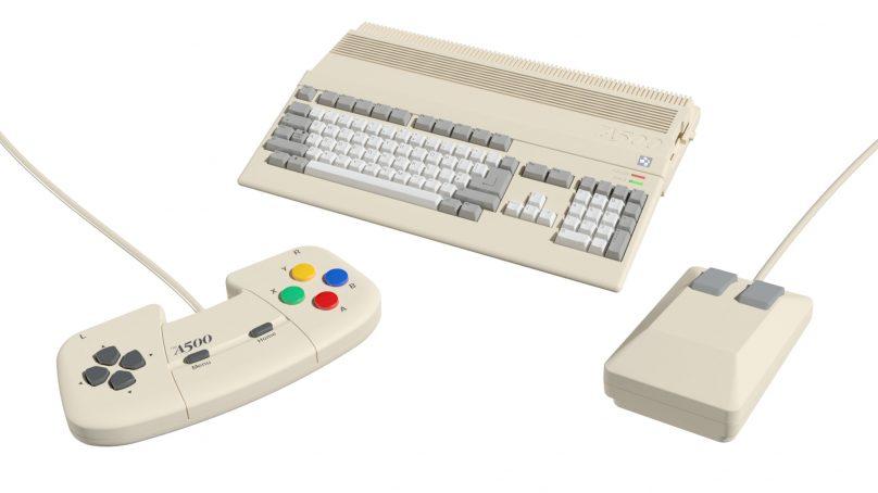 Stiže legendarna Amiga 500, u kompaktnoj i modernoj inačici
