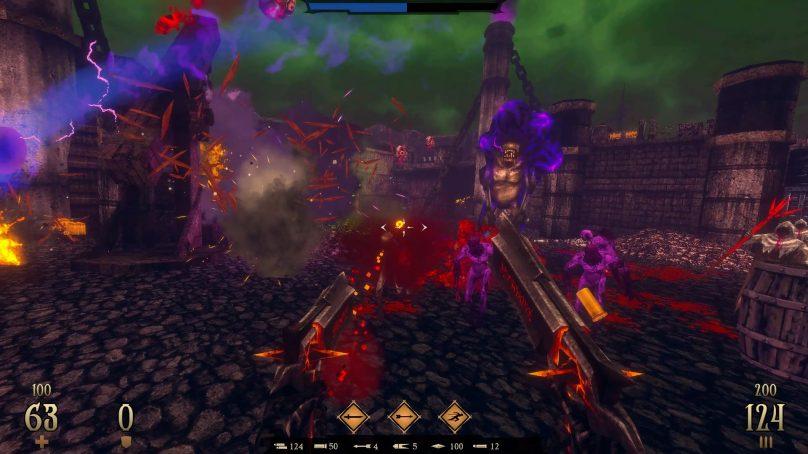 Novi žestoki retro FPS Dread Templar u Early Accessu na Steamu