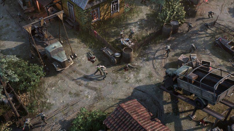 War Mongrels dobio datum izlaska za PC
