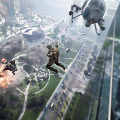 Battlefield 2042 odgođen na drugu polovicu studenog