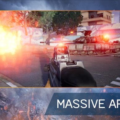 Počinje alfa testiranje igre Battlefield Mobile