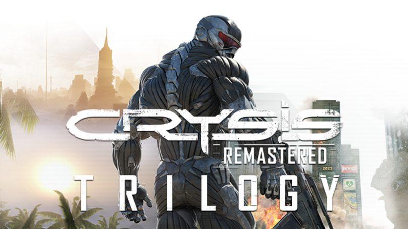 Remasterirana Crysis trilogija stiže u prodaju 15. listopada