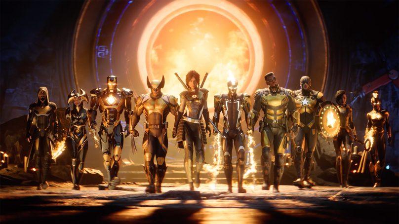 Marvel's Midnight Suns prvi put prikazan javnosti