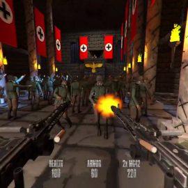 Nazi Busters je FPS igra inspirirana Wolfensteinom i humorom Duke Nukema