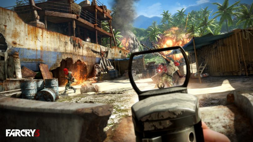 Ubisoft ovaj tjedan dijeli besplatno FarCry 3