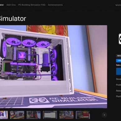Preuzmite besplatnu igru PC Building Simulator