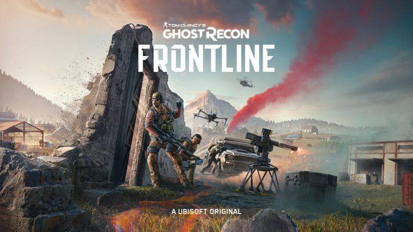 Ubisoft predstavio novi besplatni battle royale FPS Ghost Recon Frontline